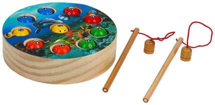 Игрушка развивающая рыбалка 6х16х16,5 см Sima-Land