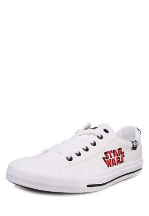 Кеды мужские Star Wars 03906140 белые 44 RU
