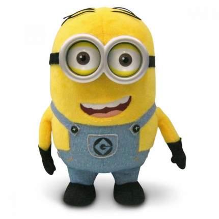 Мягкая игрушка Миньон №1 из мультфильма Гадкий я с звуком и светом