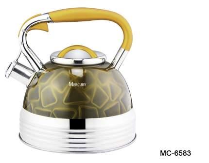 Чайник для плиты Mercury MC-6583 3,5 л