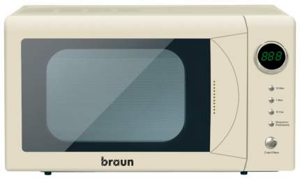Микроволновая печь соло BRAUN MWB-20D15B
