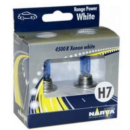 Лампа Ком/Кт 2 Шт H7/W5w Rpw 12v 85w NARVA арт. 98016 2100