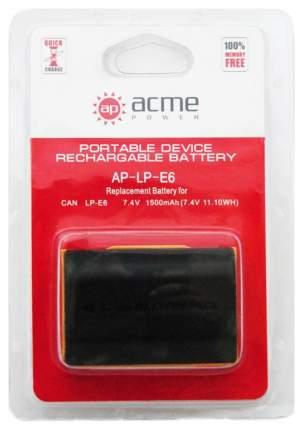 Аккумулятор для цифрового фотоаппарата AcmePower AP-LP-E6