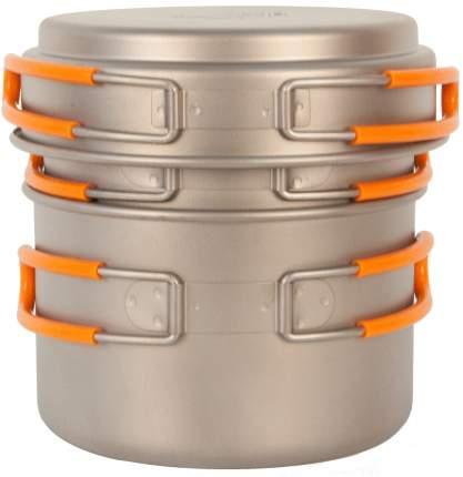Набор туристической посуды NZ Ti Pot Set TS-014