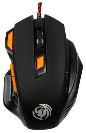 Игровая мышь Dialog Gan-Kata MGK-14U Orange/Black