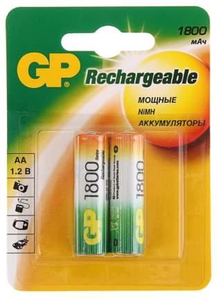 Аккумуляторная батарея GP 180AAHC-BL2 2 шт