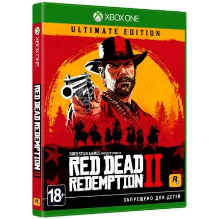 Игра для XB1 Red Dead Redemption 2 Ultimate Edition
