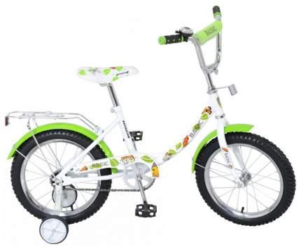 Велосипед Navigator Basic ВН16070Н 2018 Белый, колеса 16 ''