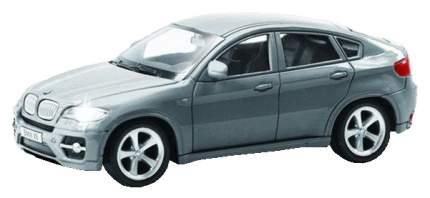 Машина металлическая RMZ City 1:43 BMW X6 без механизмов, серый