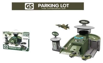 Парковка игрушечная Наша игрушка CM559-62D