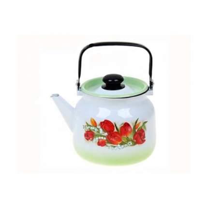 Чайник для плиты Лысьвенские эмали С-2713П2/7 3.5 л