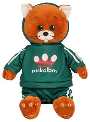 Мягкая игрушка Maxitoys Колбаскин&мышель Колбаскин Спортсмен, 25 см в коробке