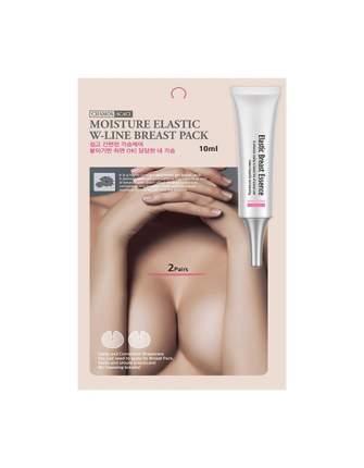Маска для тела Chamos Acaci Moisture Elastic W-Line Breast 20 г