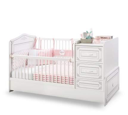 Кровать-трансформер Cilek Selena Baby ST 75х160
