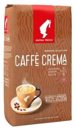 Кофе в зернах Julius Meinl caffe crema 1 кг