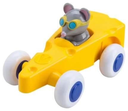 Viking toys Машинка-сыр 14 см, с Мышкой, в подарочной упаковке, арт. 81362