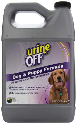 Нейтрализатор пятен и запаха Urine Off Odor and Stain Remover Dog & Puppy 3,785 л