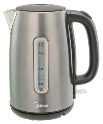 Чайник электрический Midea MK-8026 Black/Silver
