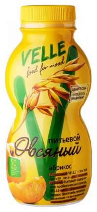 Продукт овсяный Velle питьевой ферментированный абрикос 250 г