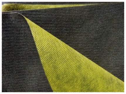Мульчирующий материал Агротекс 80 черно-желтый двухслойный 3х10 м