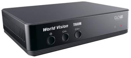 DVB-T2 приставка World Vision T60М black