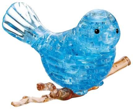 Объемные 3D-пазлы Crystal Puzzle Голубая птичка 48 элементов