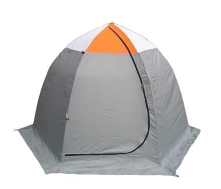 Палатка Митек Омуль двухместная серая