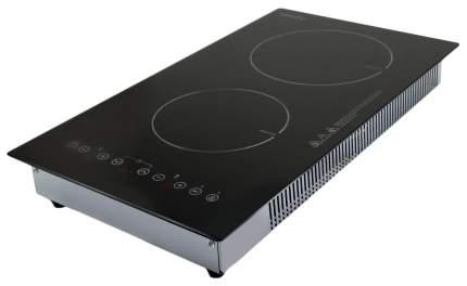 Встраиваемая варочная панель индукционная Ginzzu HCI-251 Black
