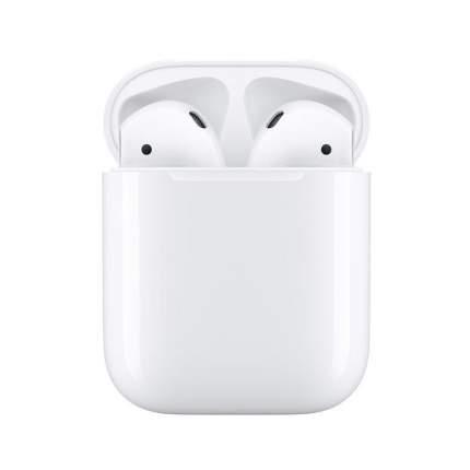 Беспроводные наушники Apple AirPods 2 с беспроводной зарядкой White (MV7N2RU/A)