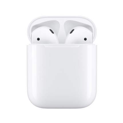 Беспроводные наушники Apple AirPods 2 без беспроводной зарядки (MV7N2RU/A) White