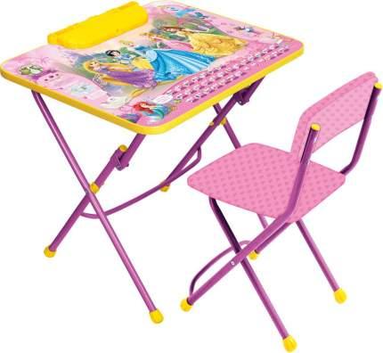 Комплект детской мебели Nika Disney 2 Принцессы Д3П