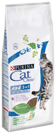 Сухой корм для кошек Cat Chow Special Care 3 in 1, домашняя птица, 7кг