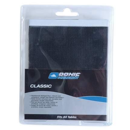 Сетка для настольного тенниса Donic Classic черная