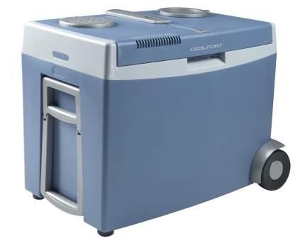 Автохолодильник Coolfort голубой, серебристый