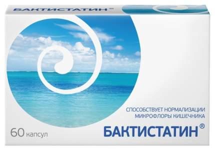 Бактистатин капсулы 60 шт.