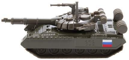 Игрушка инерционная Технопарк металлическая Танк Т-90 в ассортименте
