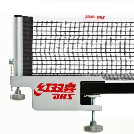 Сетка для настольного тенниса DHS P118 ITTF черная