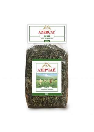 Чай зеленый Азерчай листовой байховый букет 200 г