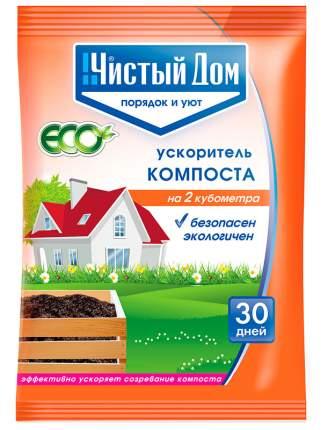 Ускоритель компоста 50 г, Чистый дом