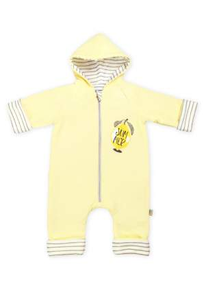 Комбинезон детский Сонный гномик Лимончелло капитоний желтый р.62