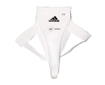 Защита паха женская Adidas WKF Lady Groin Guard белая S