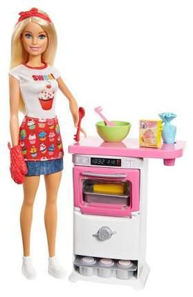 Кукла Mattel Barbie FHP57 Кондитер