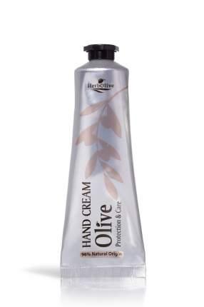 Крем для рук Herbolive защита и уход с экстрактами рожкового дерева и шалфея 75мл