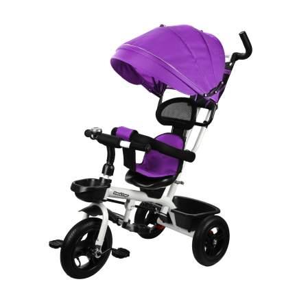 Велосипед трехколесный Новый Старт 360° фиолетовый 641232