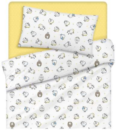 Комплект детского постельного белья Tatkraft Овечка Ламми 17825