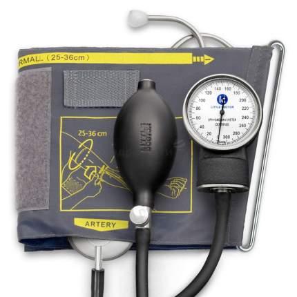 Тонометр Little Doctor LD-71a механический на плечо встроенный стетоскоп, манжета 25-36 см