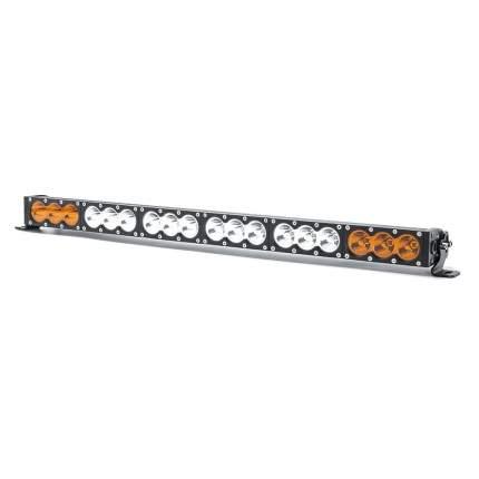 Двухцветная однорядная светодиодная балка 6000K 180 ватт комбинированный свет OBP-180W