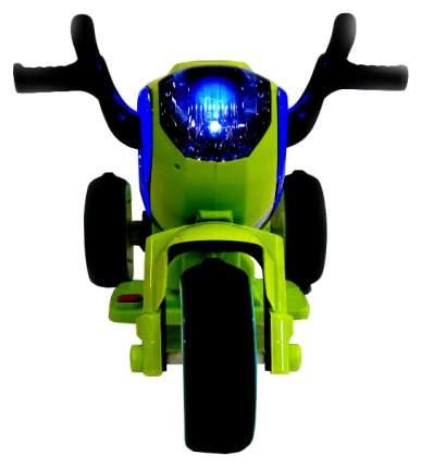 Детский электромотоцикл Jiajia Moto HC-1388-Green Зеленый