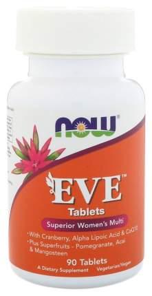 Витаминно-минеральный комплекс NOW Eve Women's Multi таблетки 90 шт.