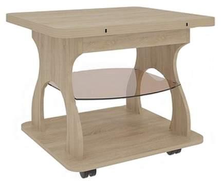Журнальный столик Mebelson Купер MBS_CZ-009_2 60/120х70х51,6 см, дуб сонома